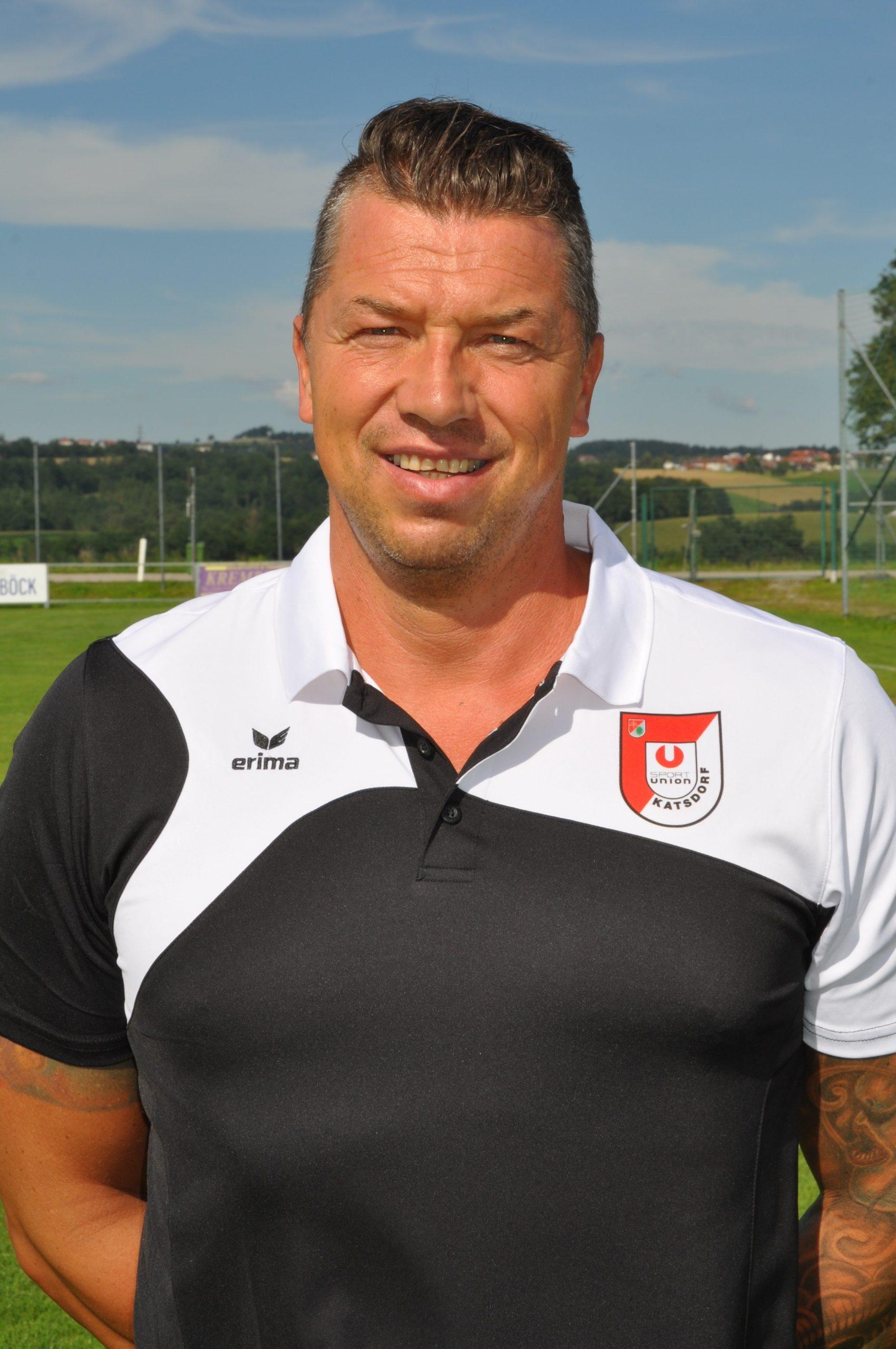 Union Katsdorf - Mario Jaksch