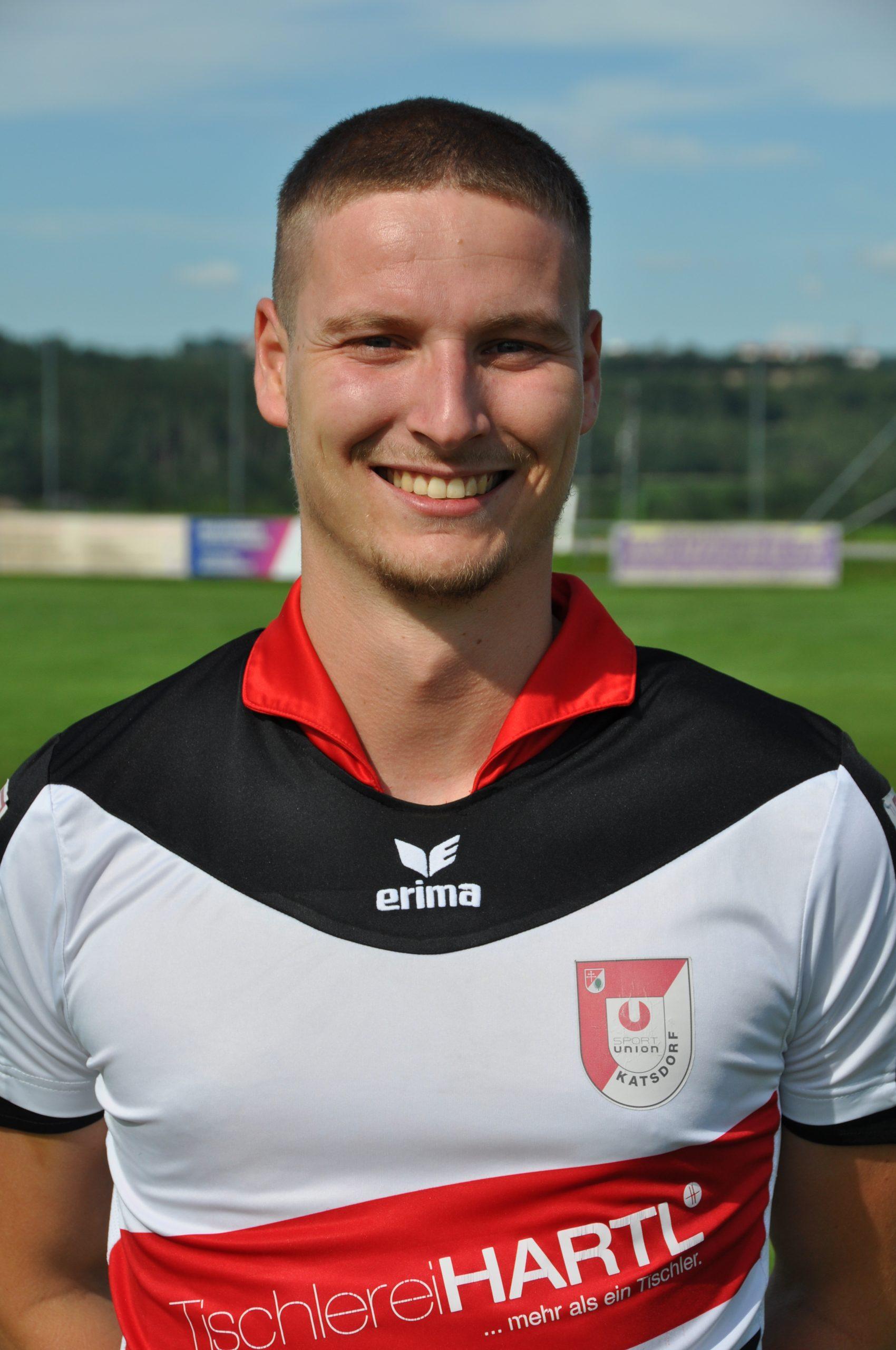 Union Katsdorf - Manuel Paule