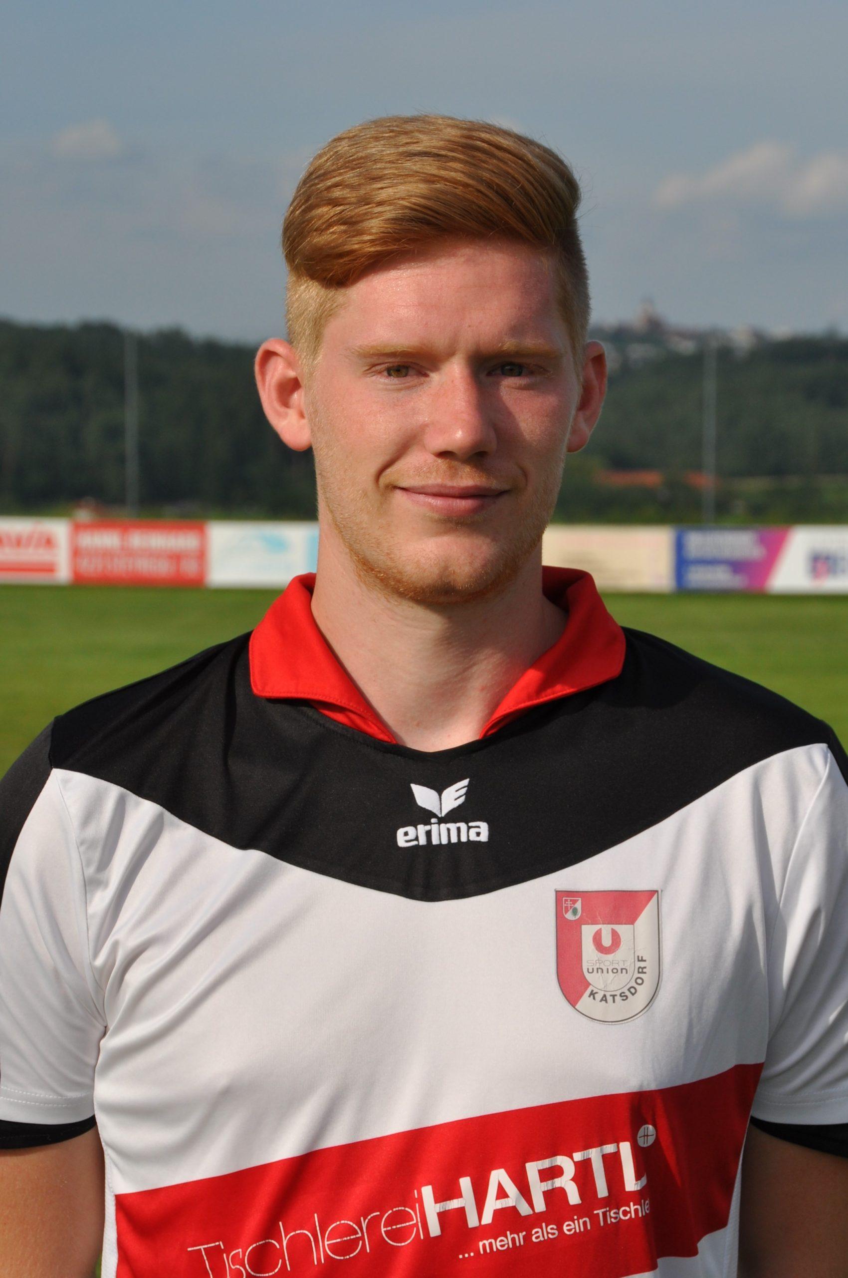 Union Katsdorf - Marcel Pichler