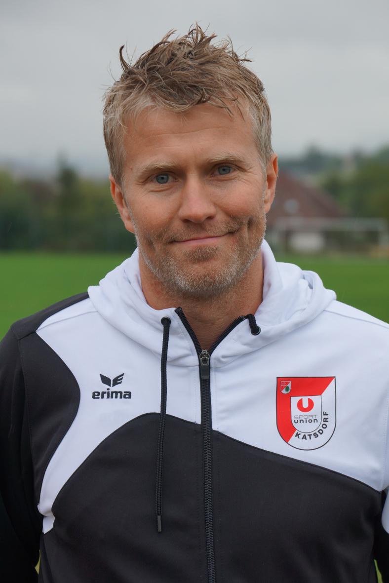 Union Katsdorf - Reinhard Weitersberger
