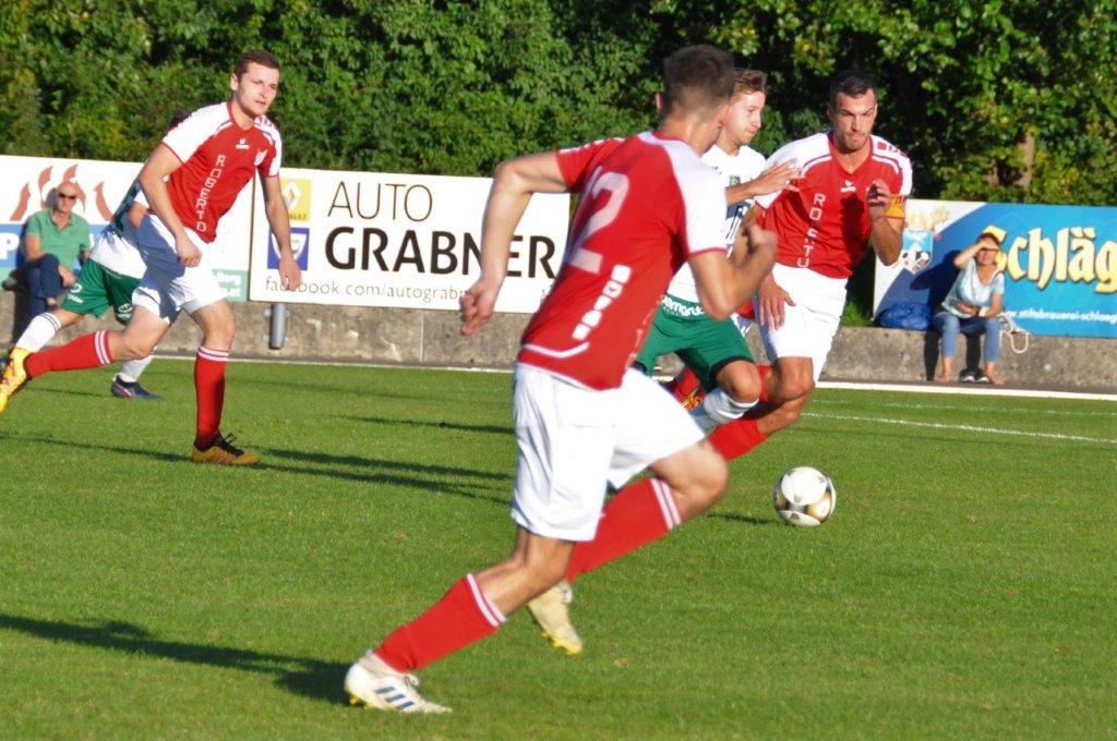 Rohrbach vs. Union Katsdorf