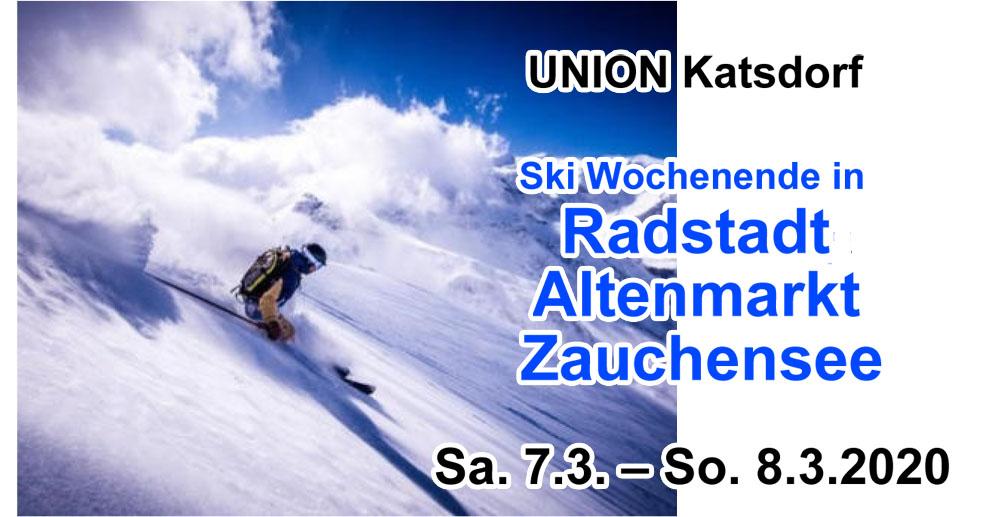 Union Skitage 2020