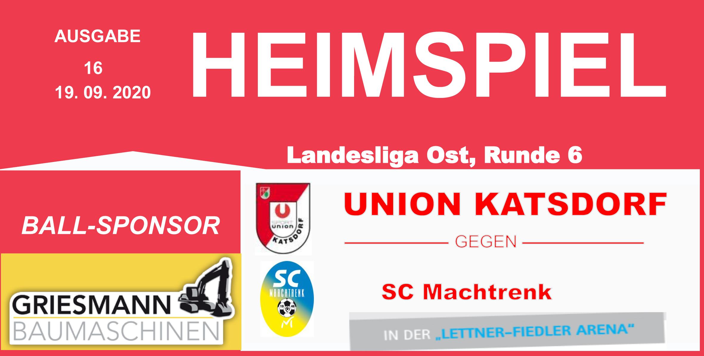 Heimspiel gegen SC Marchtrenk